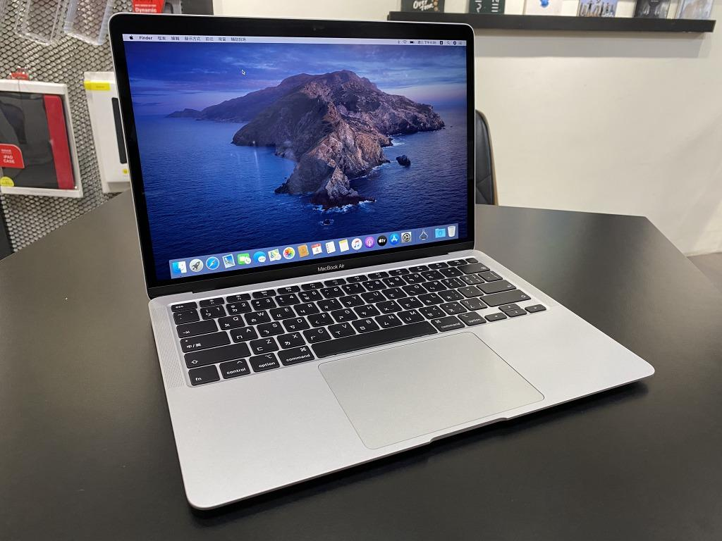 "【售】MacBook Air 13"" (2020)  512GB 銀色"