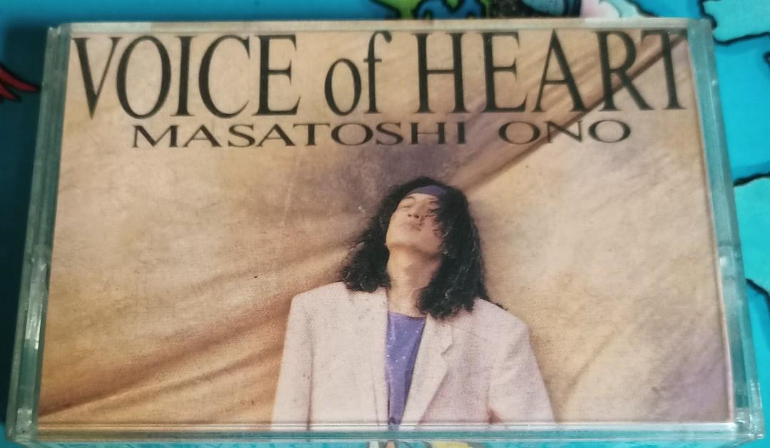NO:110224# 小野正利 / VOICE of HEART(絕版)