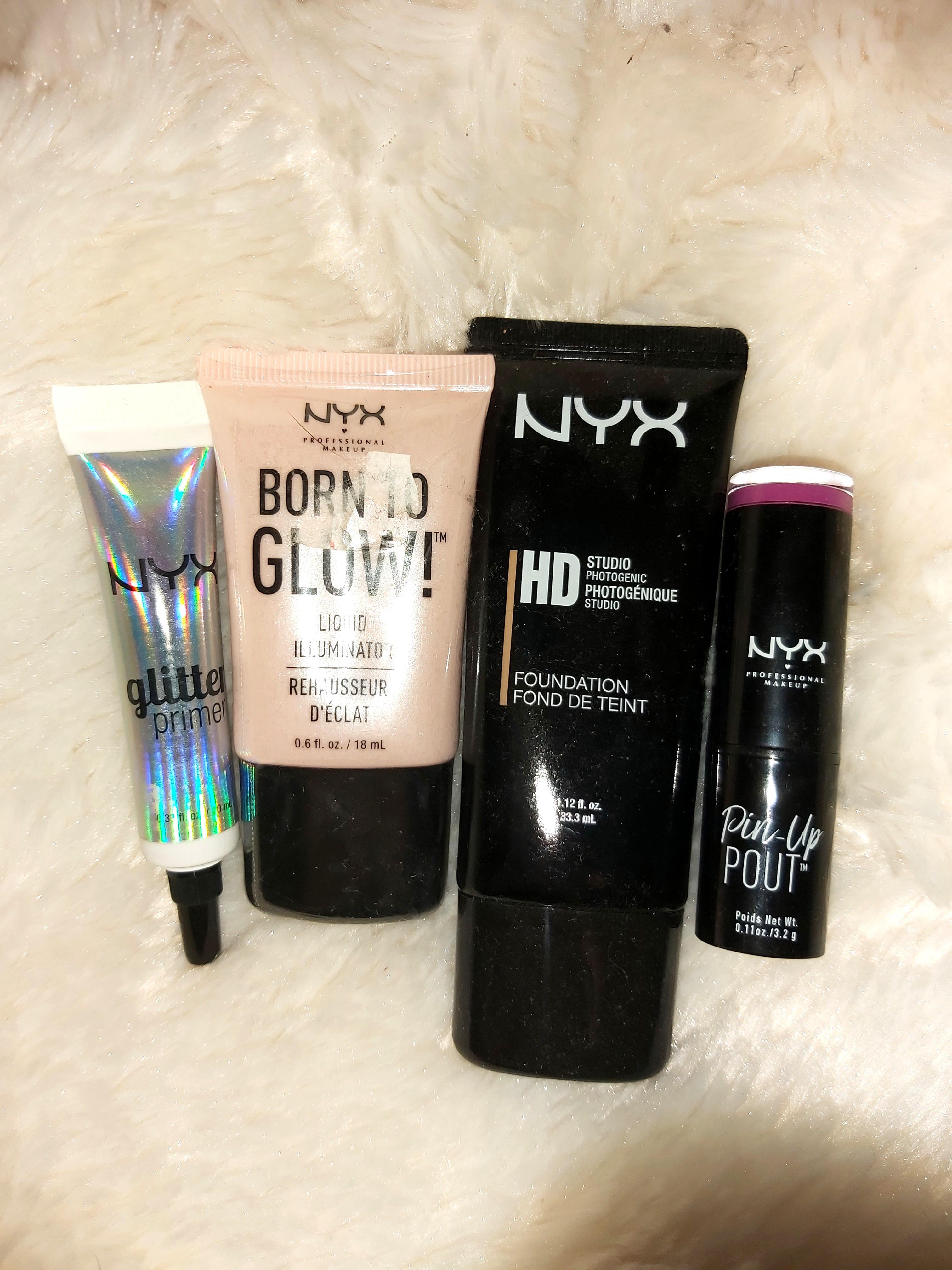 Nyx Makeup Bundle