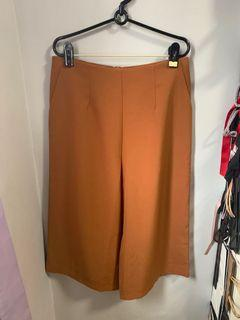 Playdress Brown Culottes