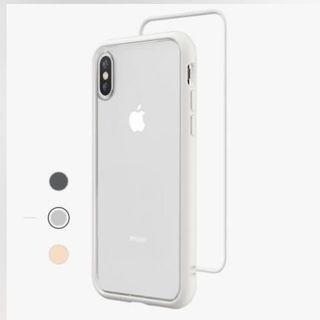 rhinoshield 犀牛盾防摔邊框殼 iPhone XS MAX