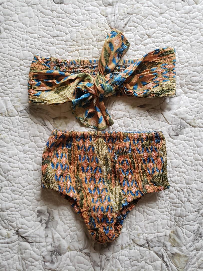 The naked tiger bikini