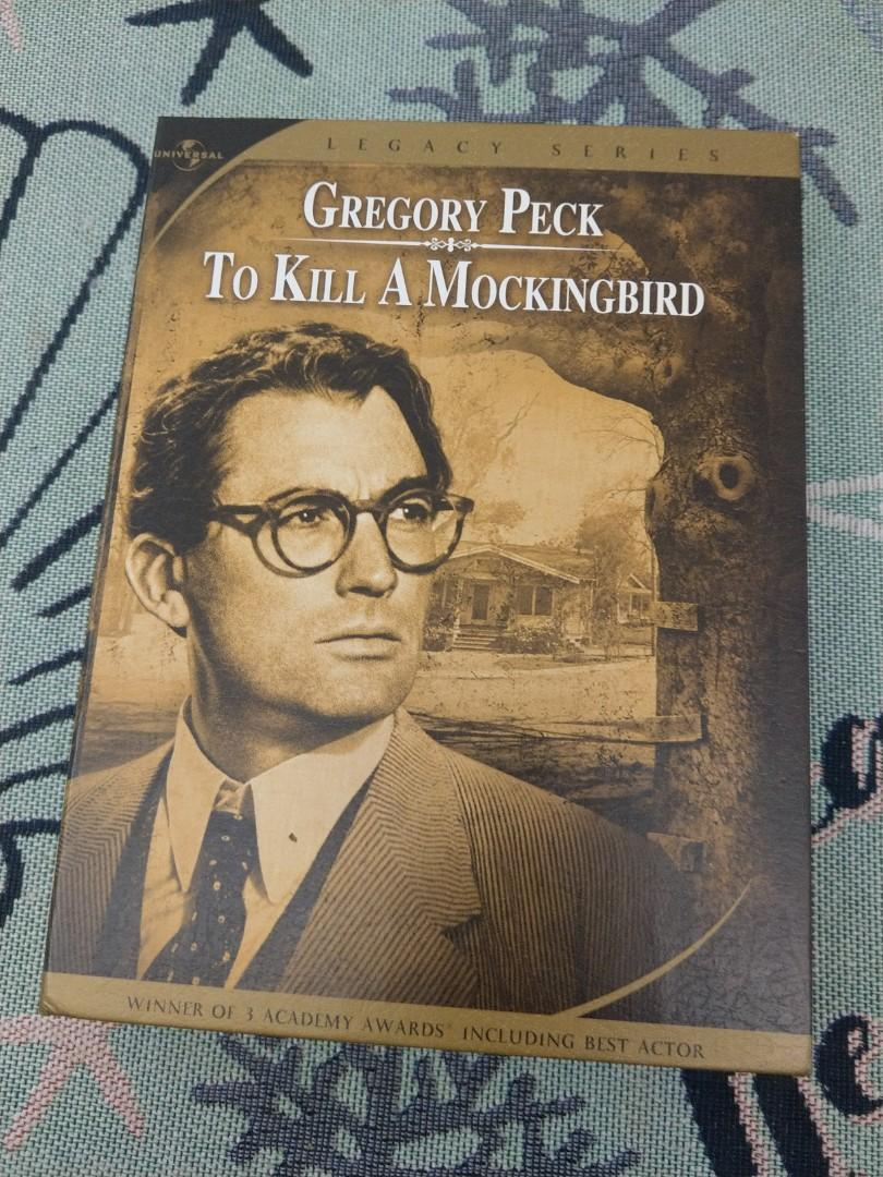 To kill a mockingbird dvd 梅岡城故事