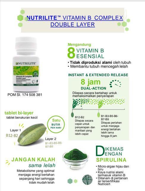 Vitamin b complex import USA