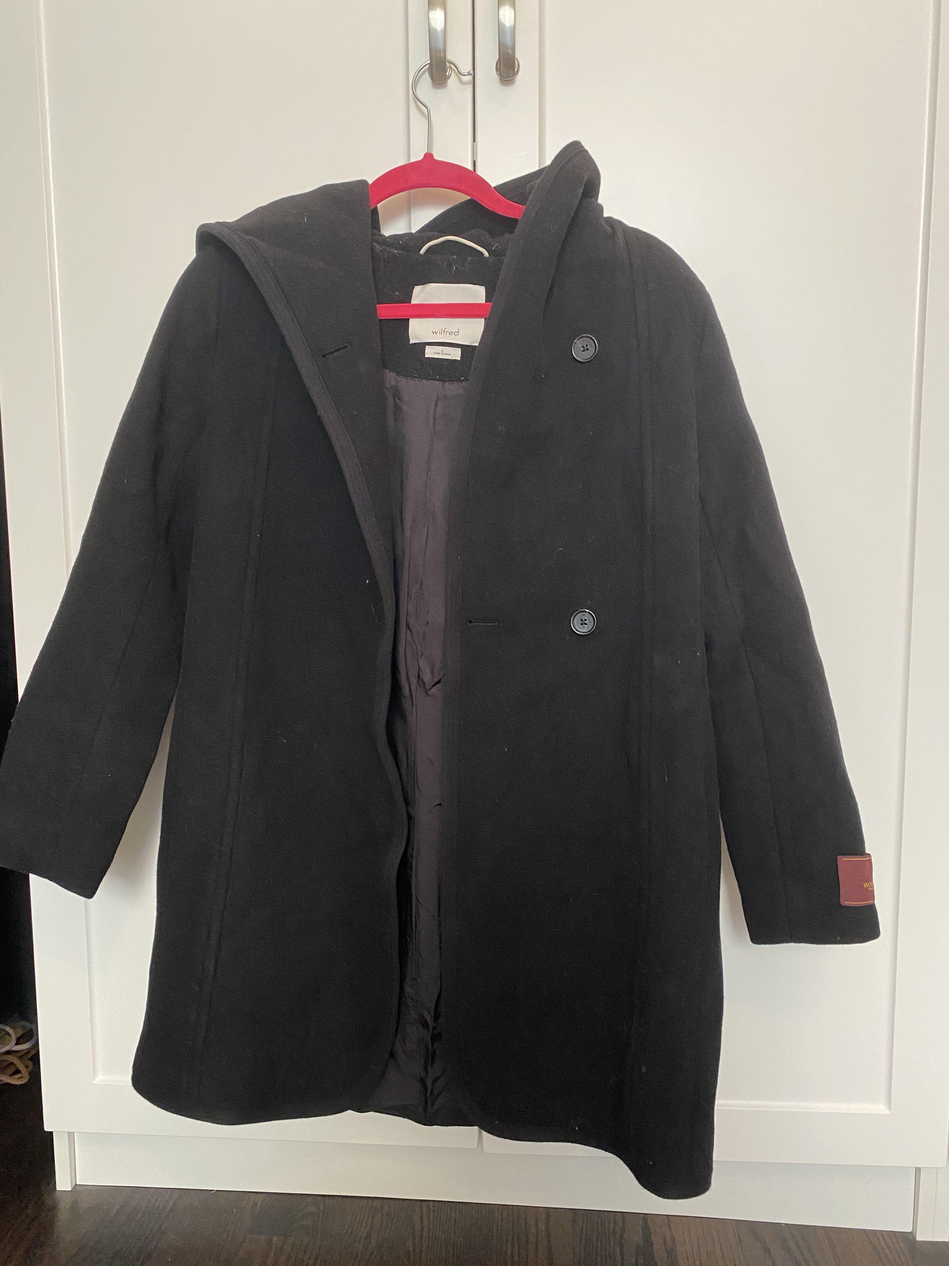 Wilfred - Wool & Cashmere Coat