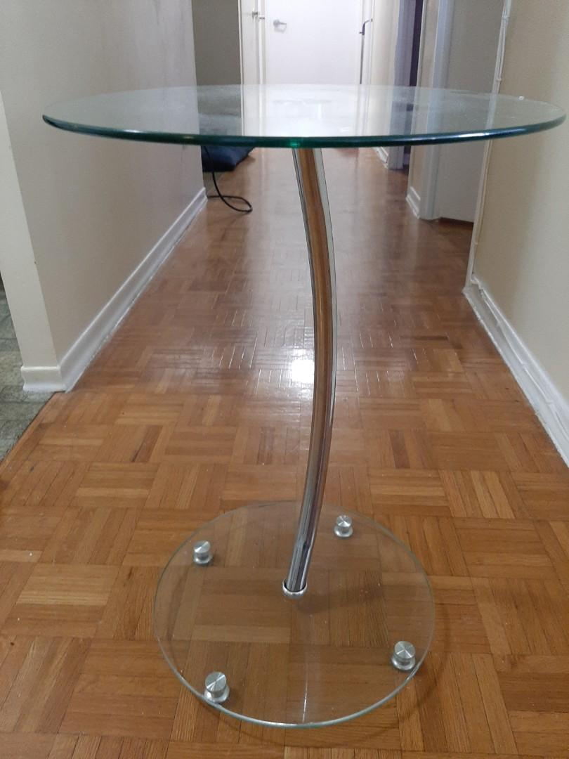 2 Mini side accent tables