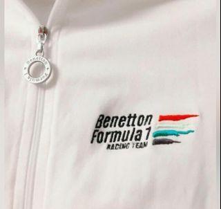 班尼頓F1系列彈性棉外套