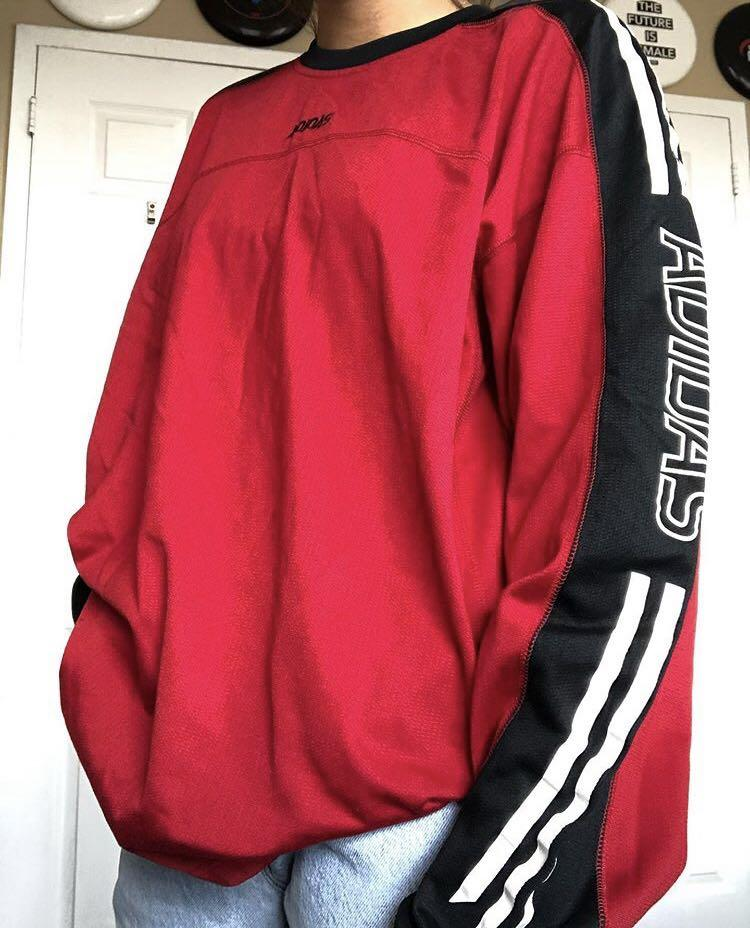 Adidas thick longsleeve