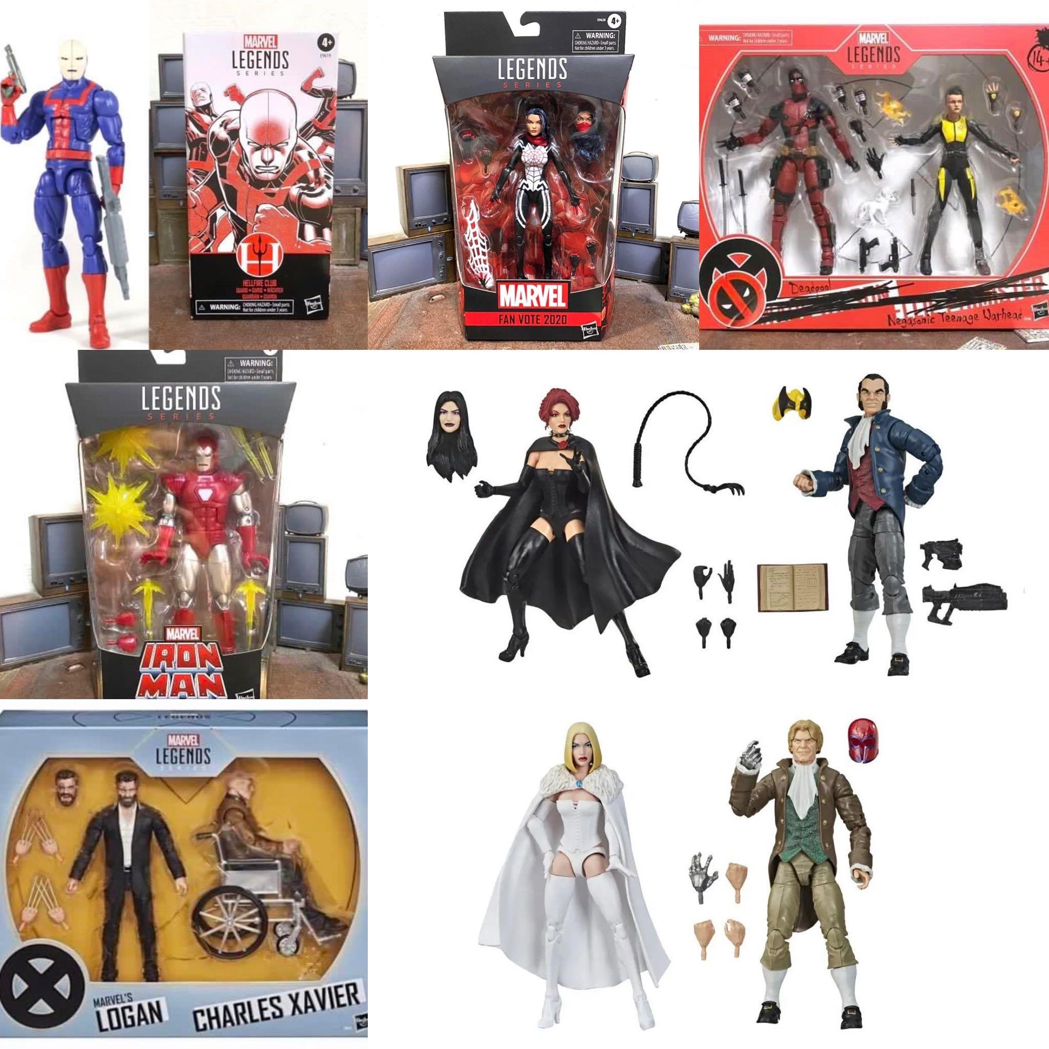 MARVEL LEGENDS Marvel's Silk SERIES FAN VOTE HASBRO PULSE EXCLUSIVE In Hand