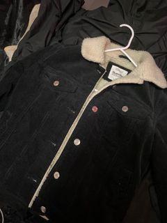 Black Teddy Denim