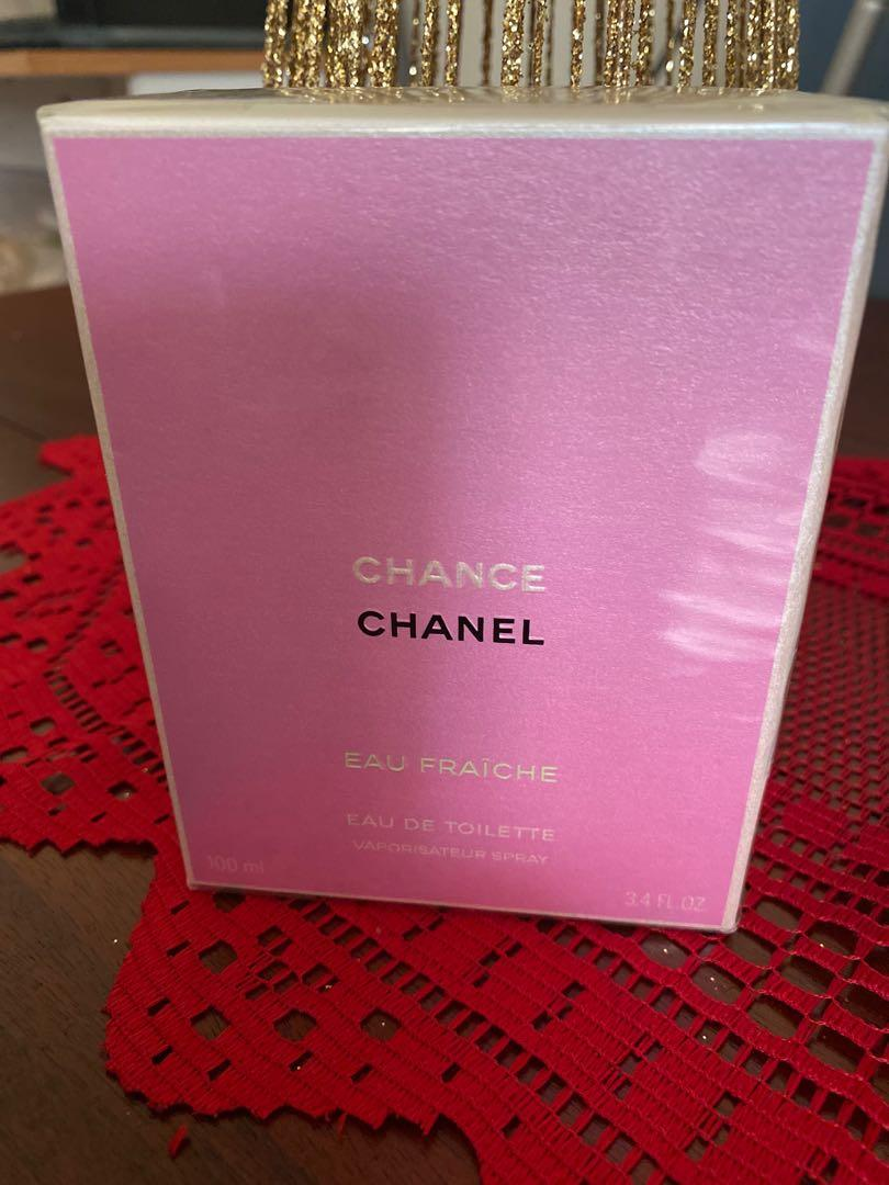 Brand New Chanel Chance Eau Fraiche 100ml