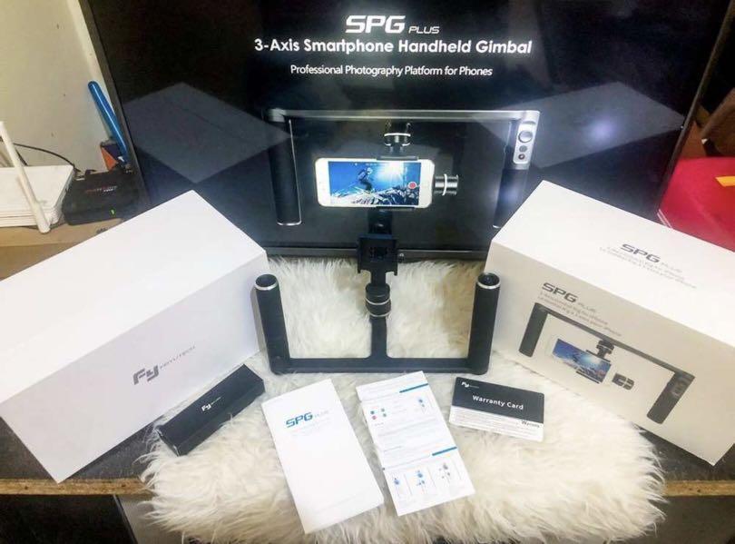 Feiyutech SPG Plus 3-Axis Smartphone Gimbal