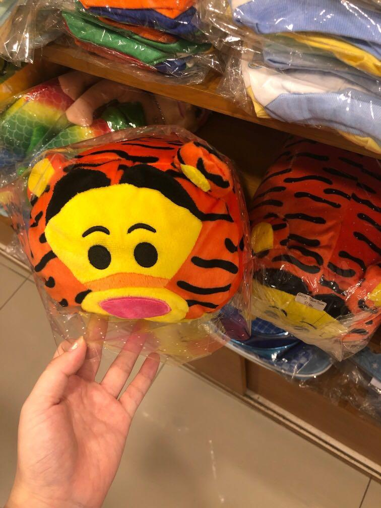 Guling tsum tsum tiger