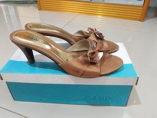 High Heels Gabino gold