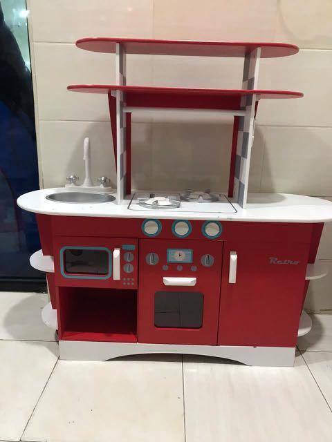 Kitchen Set merk ELC retro preloved