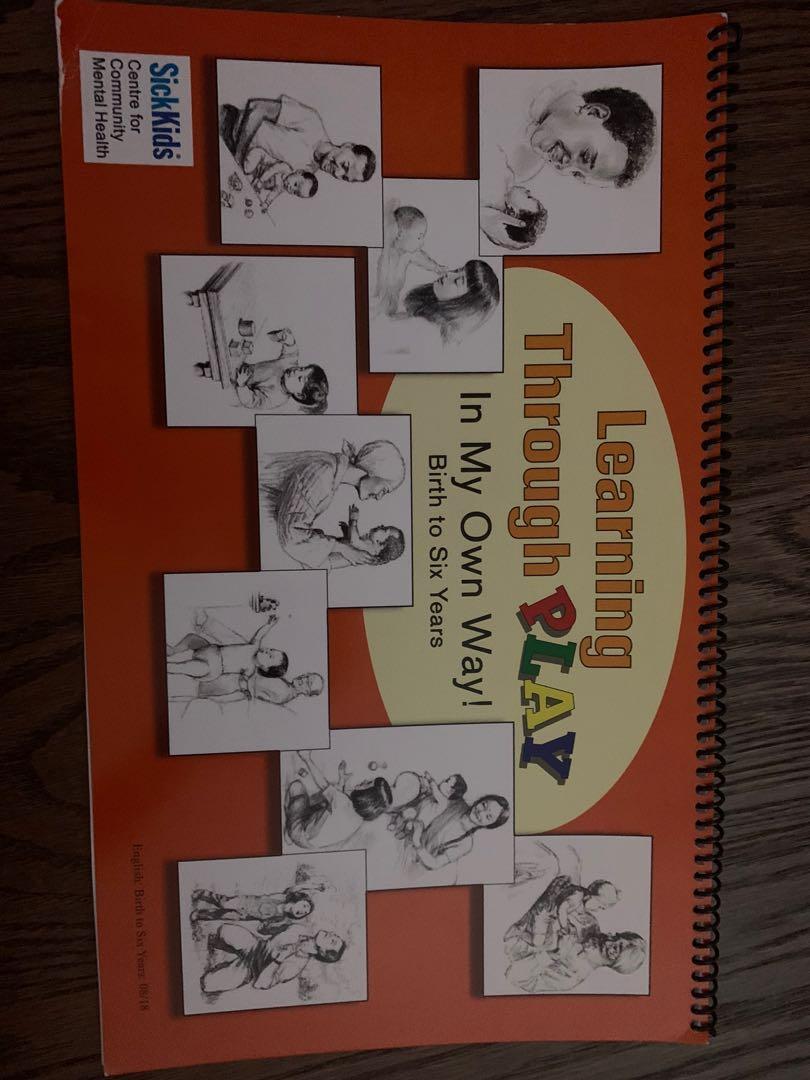ECE TEXTBOOK-Learning Through Play: birth-6yrs