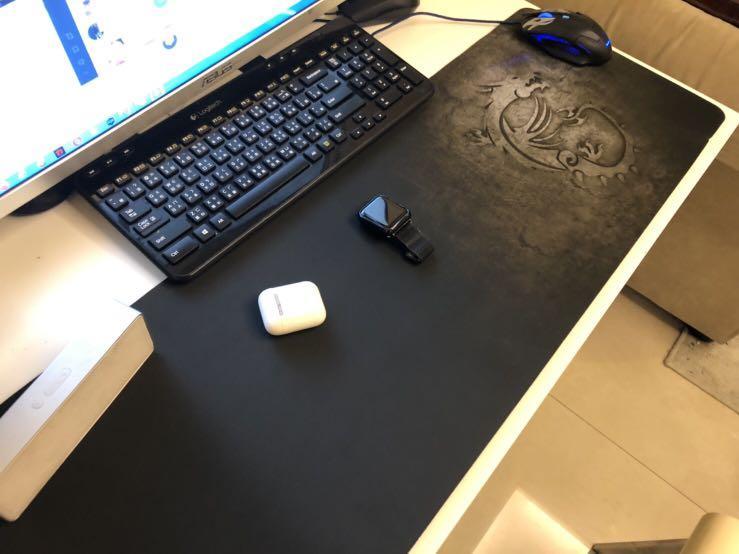 【MSI 微星正品】GAMING Mousepad 電競專用滑鼠墊