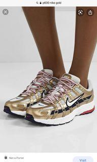 Nike P-6000 sneakers size 6