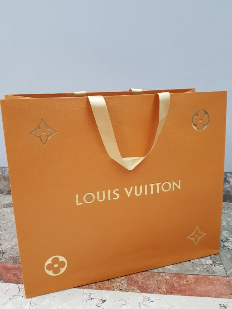 Paperbag Louis Vuitton Medium
