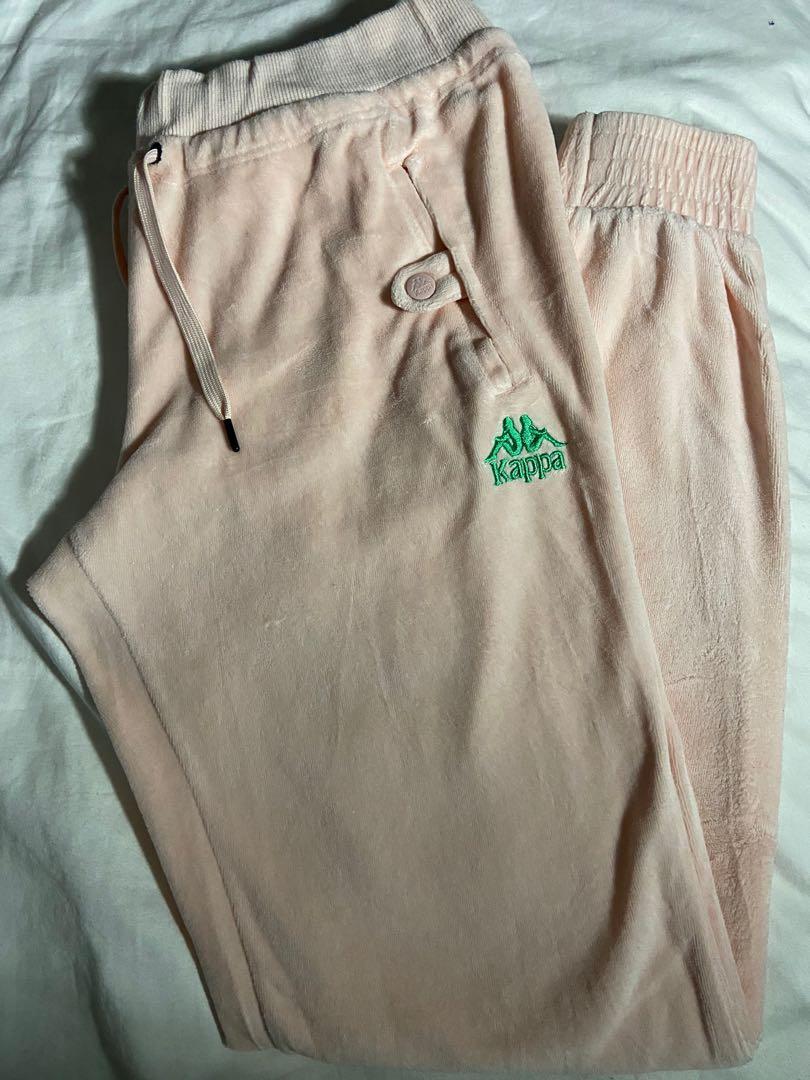 Pink Kappa Sweatpants