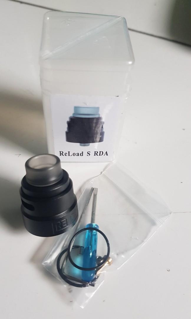 Rda reload s best clone
