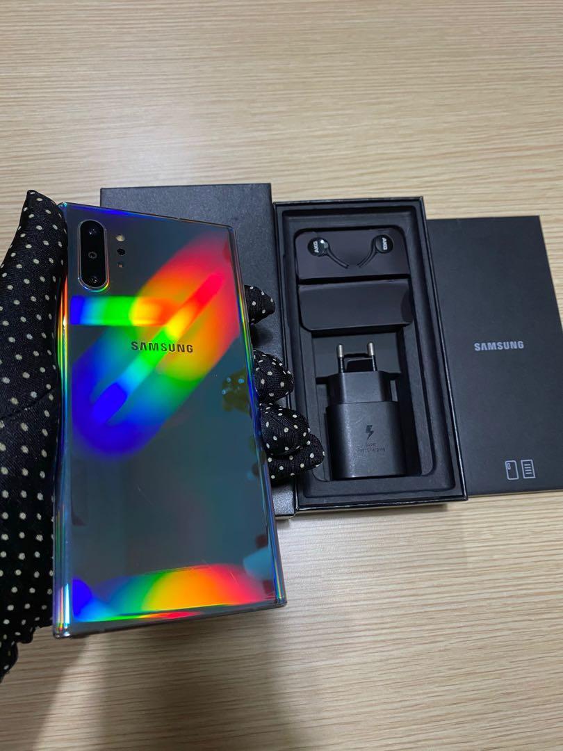 Samsung note 10 plus 256gb sein