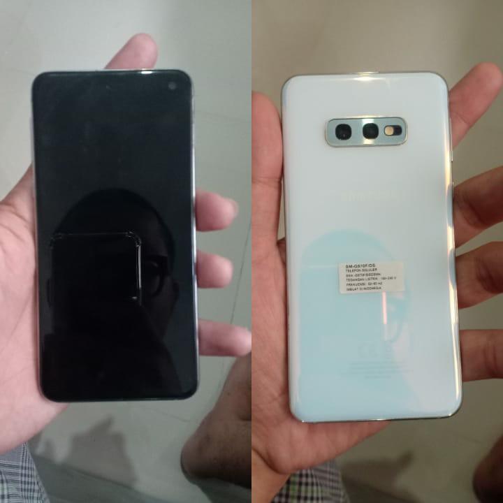 Samsung s10e 128/6gb garansi sejn