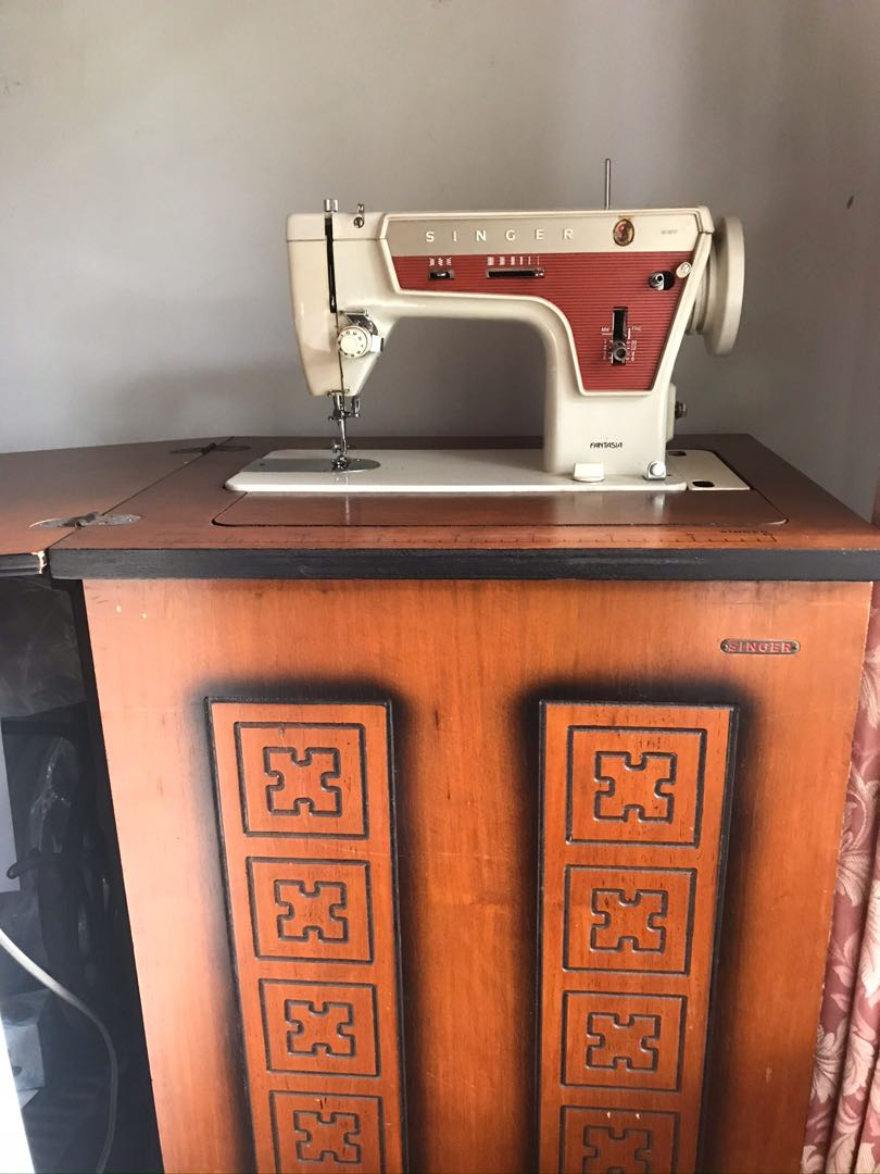 Older singer sewing models machines How to