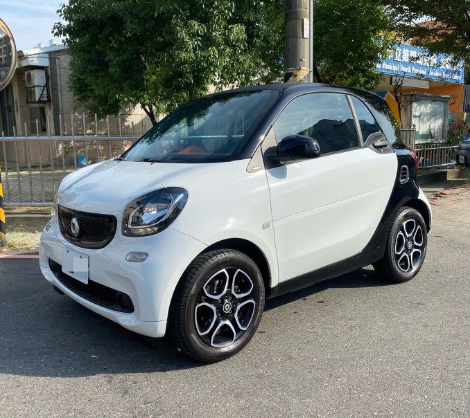 SMART 453 FORTWO PASSION