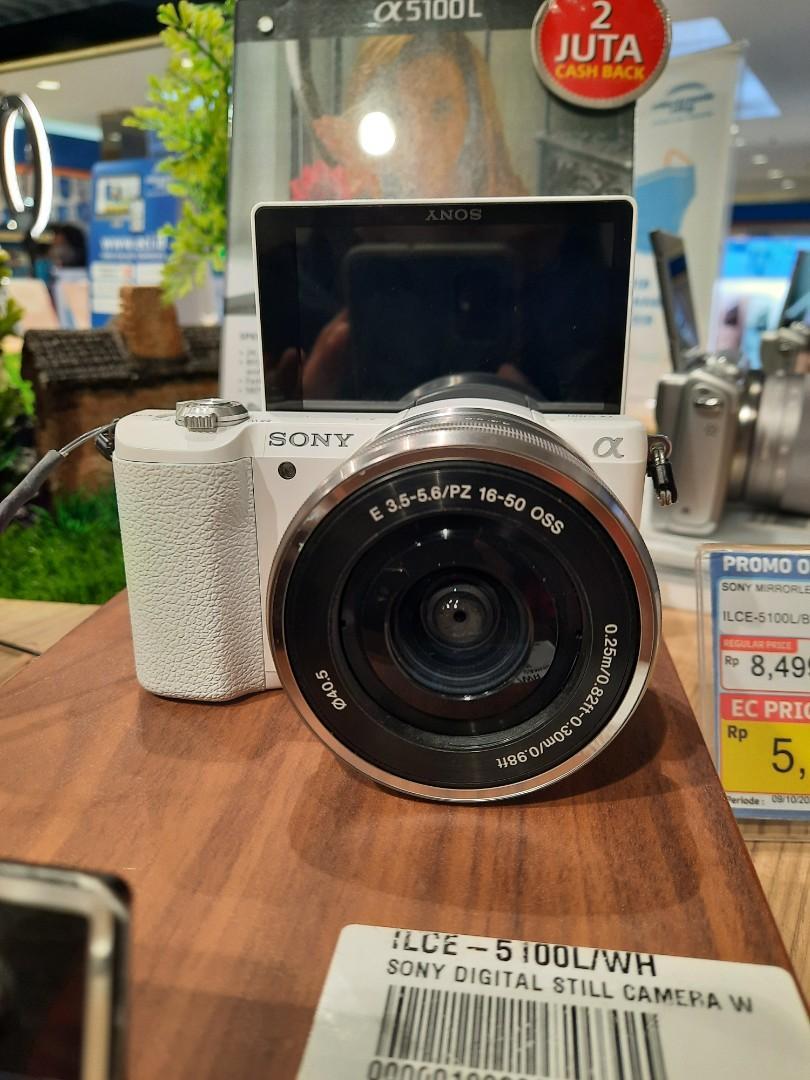 Sony ILCE 5100L Kredit Dp Ringan Tanpa Kartu Kredit Proses CepT