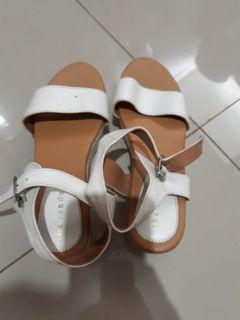 Wedges The sandal