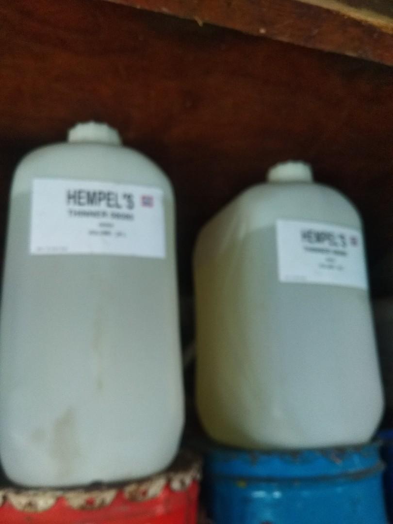 Tinner Hempel 20 liter
