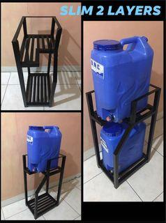 Water container rack/stand