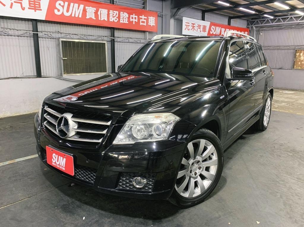 2011年M-Benz GLK-Class GLK220 CDI 4MATIC 柴油超貸 找錢 實車實價 全額貸 一手車 女用車 非自售 里程保證 原版件