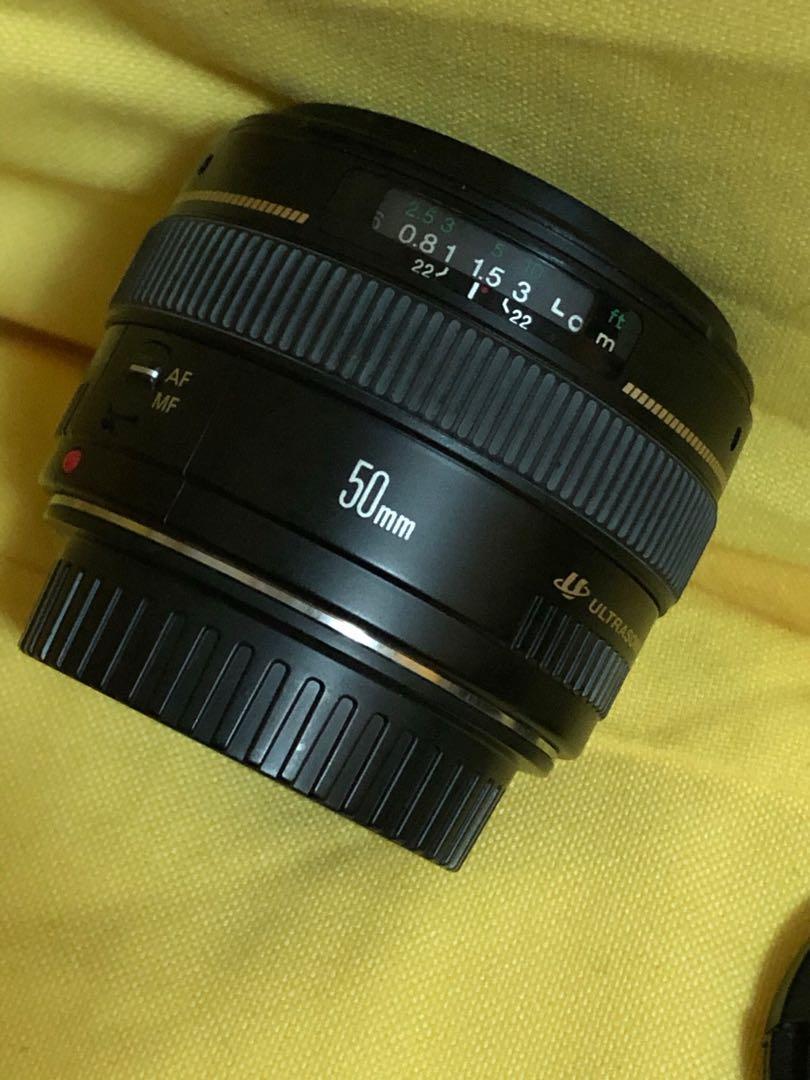優質人像美鏡 Canon EF 50mm f1.4 大光圈美人鏡