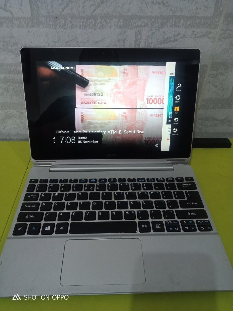 Acer switch 10 Touchscreen ram2/ssd 32