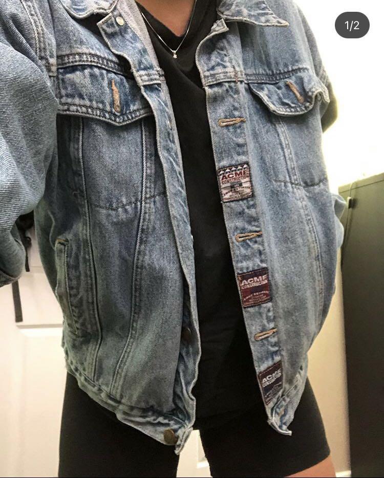 ACME denim jacket