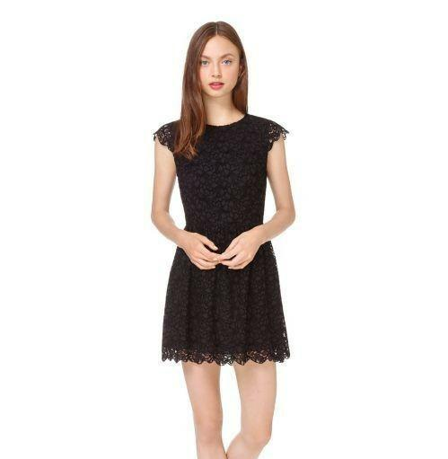 Aritzia Bellgravia Black Dress