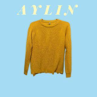 Atasan colorbox - yellow