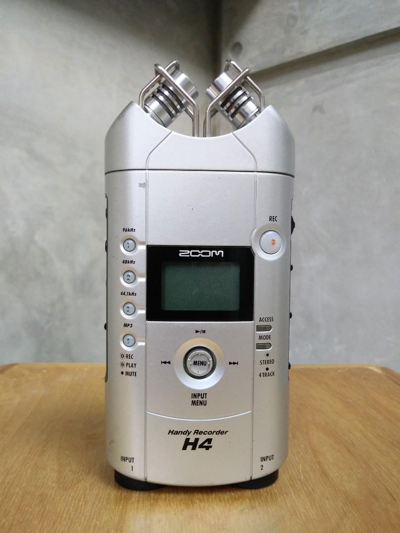 Audio Recorder Zoom H 4