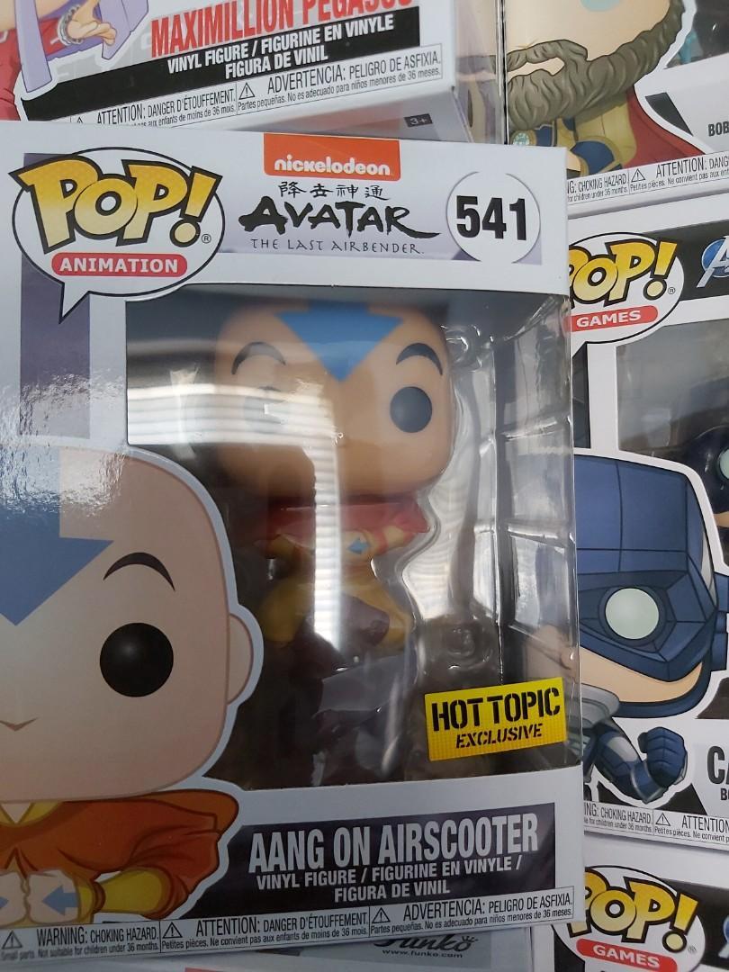 Avatar Aang FunkoPop