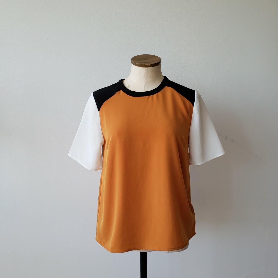 BNWT Short Sleeved Blouse