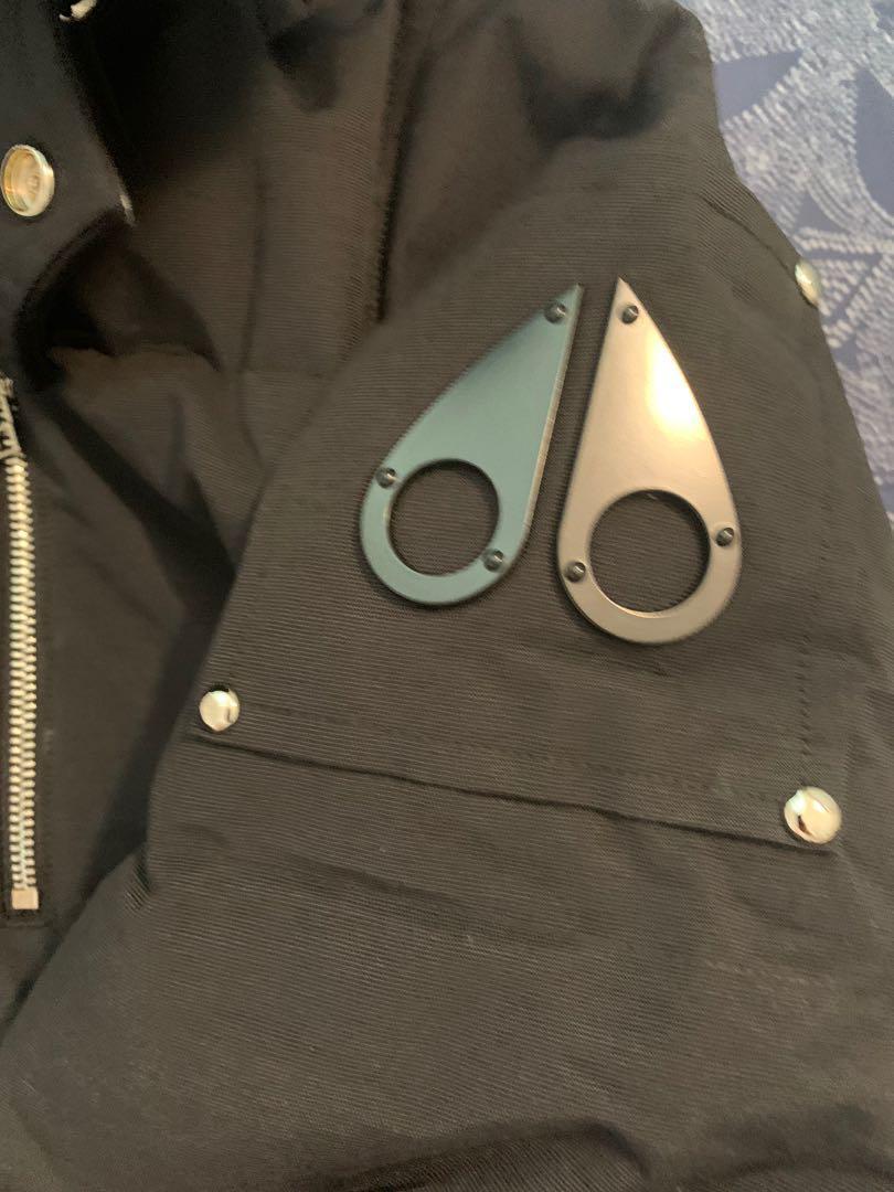 Brand new moose knuckle jacket