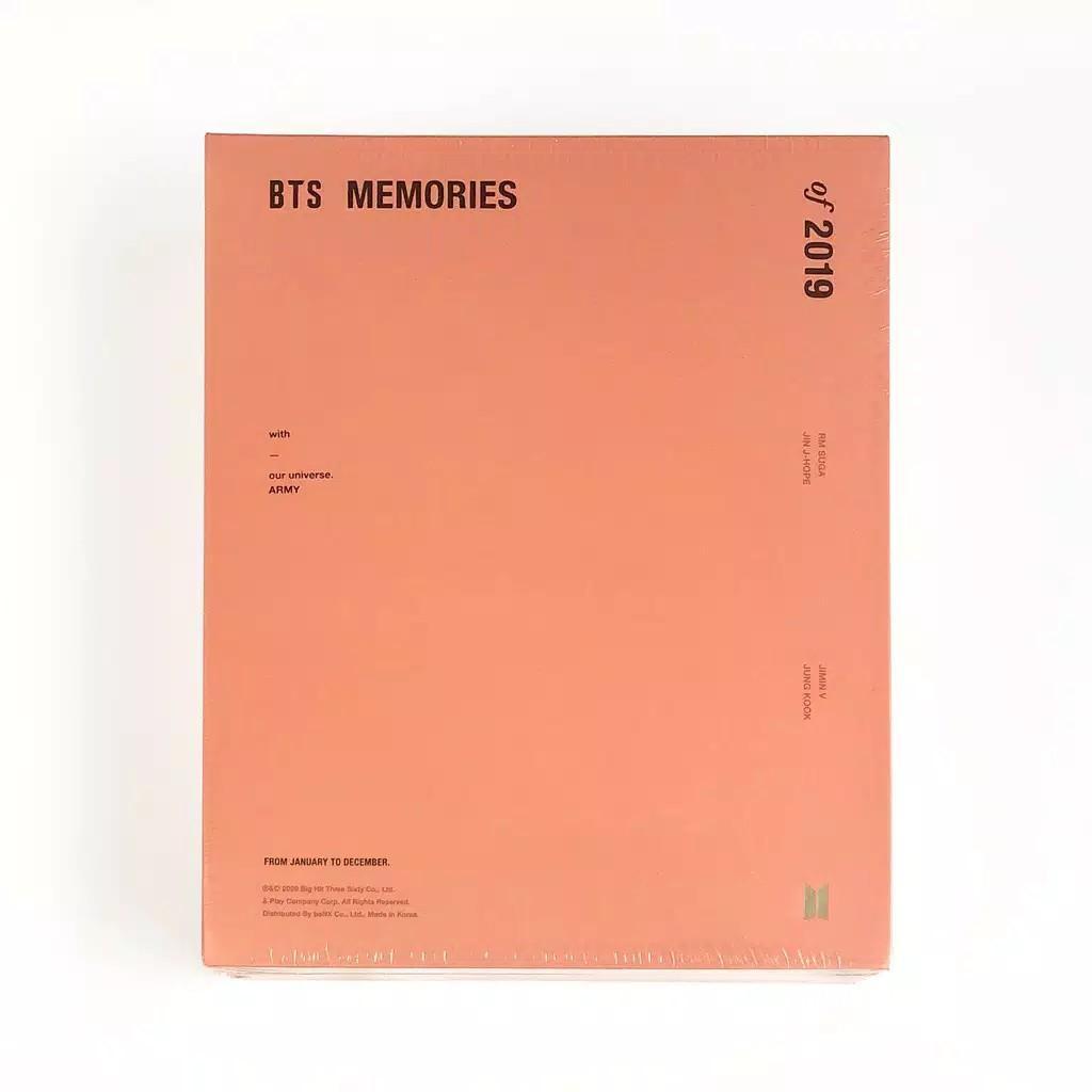 Bts memories