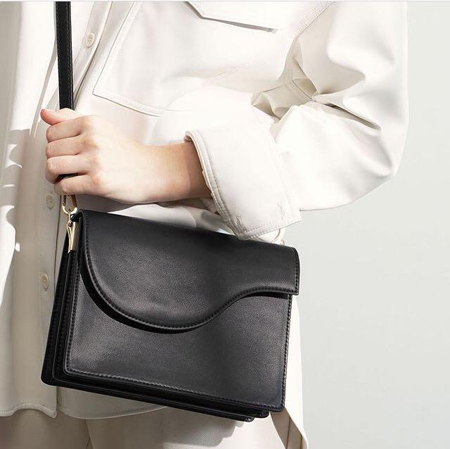 Charles and Keith Rubby Twotone