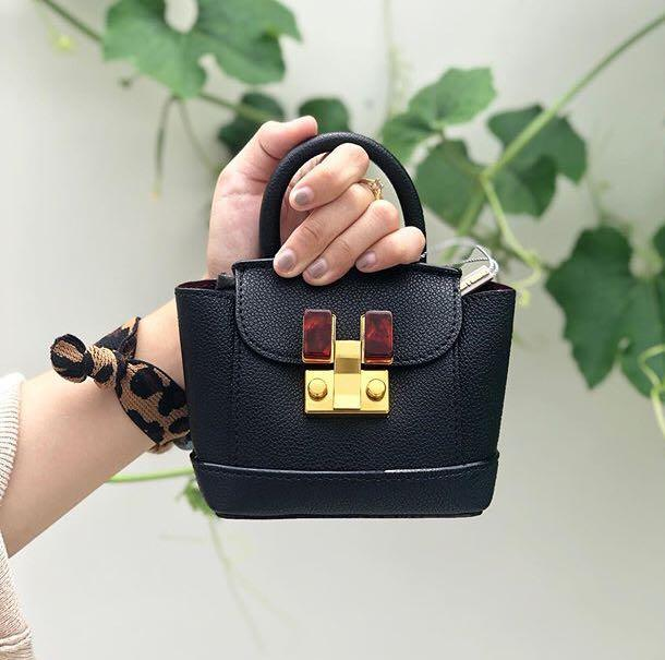 Charles and Keith Stone Micro