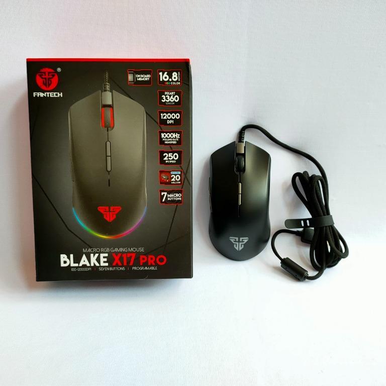 Fantech Blake Gaming Mouse X17 Pro