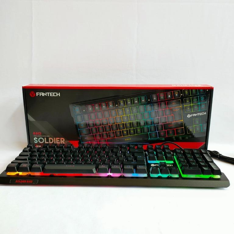 Fantech Soldier Keyboard K612