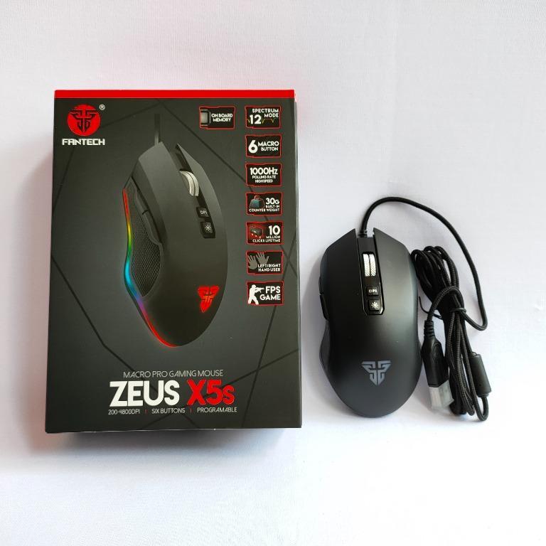 Fantech Zeus Gaming Mouse X5S