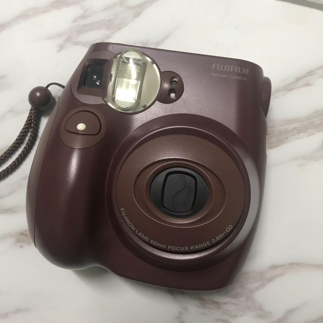 Fujifilm 拍立得 即可拍 mini7s